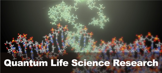 Quantum Life Science Research banner
